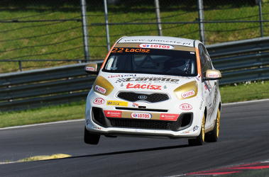 Kia Lotos Race na torze Red Bull Ring