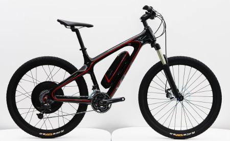 Kia Electric Bike w wersji MTB