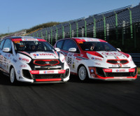 Kia Lotos Race na torze Hungaroring